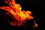 feu de forge